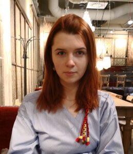 Yuliya Karnatsevich